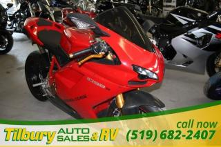 Used 2008 Ducati 1198 Superbike Superbike for sale in Tilbury, ON