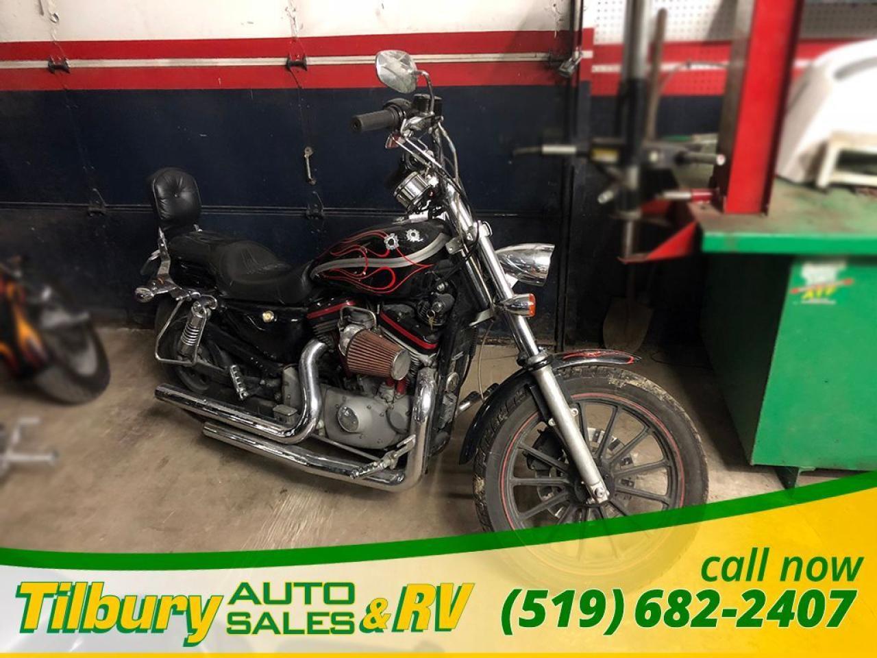 2003 Harley-Davidson XL883C 883cc Evolution® engine