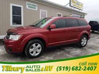 Used 2011 Dodge Journey SXT **WEEKLY PAYMENTS AS LOW AS $63** for sale in Tilbury, ON