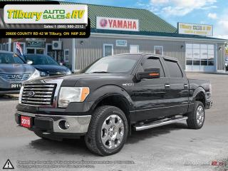 Used 2010 Ford F-150 XLT. BLUETOOTH. CRUISE CONTROL. for sale in Tilbury, ON