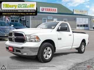 Used 2013 Dodge Ram 1500 SLT. TOUCH SCREEN. V6. for sale in Tilbury, ON