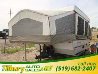 Used 2011 Forest River ROCKWOOD 1970 ELECTRIC POP-UP for sale in Tilbury, ON