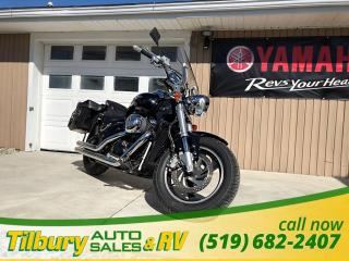 Used 2006 Suzuki Boulevard WITH SADDLE BAGS for sale in Tilbury, ON
