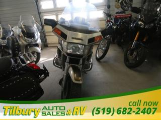 Used 1985 Honda GL1200 Goldwing - for sale in Tilbury, ON
