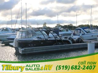Used 2017 AVALON AMBASSADOR ENTERTAINER for sale in Tilbury, ON