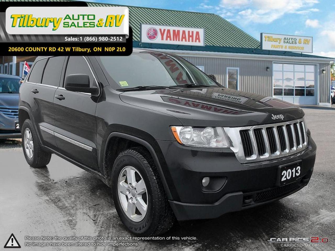 2013 Jeep Grand Cherokee Laredo. *4x4 selec-terrain. Bluetooth. Cruise*