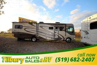 Used 2007 Ford FLEETWOOD TERRA LX MOTORHOME for sale in Tilbury, ON