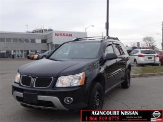Used 2008 Pontiac Torrent 4D Utility FWD |AS-IS SUPER SAVER| for sale in Scarborough, ON