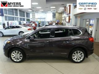Used 2016 Buick Envision PREMIUM 1 LOADED PKG SKY ROOF 36KM for sale in Ottawa, ON