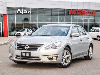 Used 2014 Nissan Altima Sedan 2.5 CVT Bluetooth*Back Up Camera*AC for sale in Ajax, ON