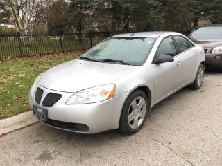 Used 2009 Pontiac G6 SE for sale in Belmont, ON