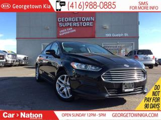 Used 2013 Ford Fusion SE | CLEAN CARPROOF | BLUETOOTH | PWR SEATS for sale in Georgetown, ON
