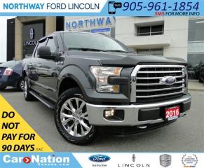 Used 2016 Ford F-150 XLT | NAV | REAR CAMERA | 4X4 | for sale in Brantford, ON