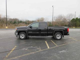 Used 2014 GMC SIERRA DOUBLE CAB 4X4 for sale in Cayuga, ON
