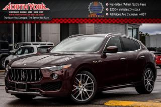 Used 2017 Maserati Levante S AWD|Driver Asst.,Climate Pkgs|H/K Surround Audio|21