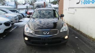 Used 2010 Infiniti EX35 Luxury for sale in Kingston, ON