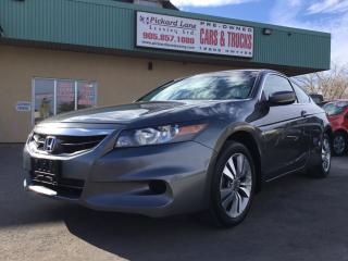 Used 2011 Honda Accord EX-L for sale in Bolton, ON