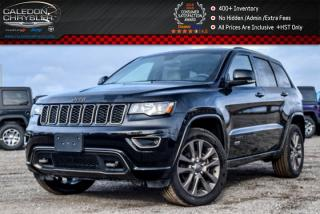 Used 2017 Jeep Grand Cherokee Limited 75th Anniversary|4x4|Navi|Sunroof|Backup Cam|Bluetooth|R-Start|20