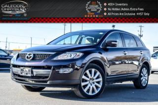 Used 2008 Mazda CX-9 GS|7 Seater|Bluetooth|Sunroof|Leather|Heated Front Seats|Tri Zone Claimet Control|18