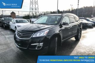Used 2017 Chevrolet Traverse 2LT AWD, Leather, Sunoof for sale in Port Coquitlam, BC