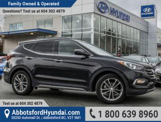 Used 2017 Hyundai Santa Fe Sport 2.0T Limited ACCIDENT FREE for sale in Abbotsford, BC