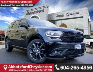 Used 2017 Dodge Durango GT *ACCIDENT FREE* *LOCALLY DRIVEN* for sale in Abbotsford, BC