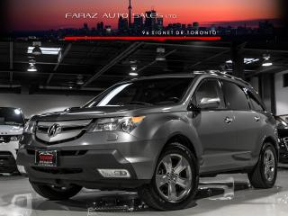 Used 2008 Acura MDX ELITE|TV/DVD|NAVI|REAR CAM|BLUETOOTH|FULLY LOADED for sale in North York, ON