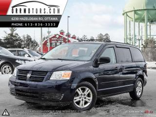 Used 2010 Dodge Grand Caravan SE for sale in Stittsville, ON