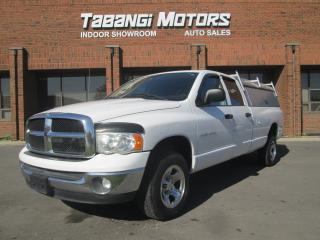 Used 2005 Dodge Ram 1500 4X4 | QUAD CAB | 8 FOOT BOX | for sale in Mississauga, ON
