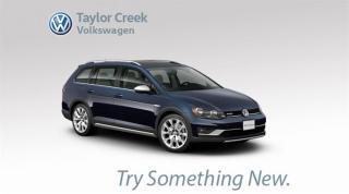 New 2018 Volkswagen Golf Alltrack 1.8T 6sp 4MOTION for sale in Orleans, ON