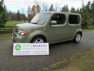 Used 2009 Nissan Cube SL, AUTO, INSP, FREE WARRANTY, FINANCE. for sale in Langley, BC