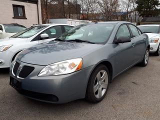 Used 2008 Pontiac G6 SE for sale in Scarborough, ON