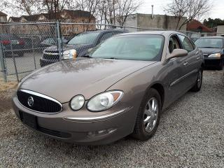 Used 2006 Buick Allure CXL for sale in Scarborough, ON