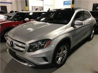 Used 2015 Mercedes-Benz GLA-Class GLA250 4MATIC NAVI PANOROOF for sale in Mississauga, ON