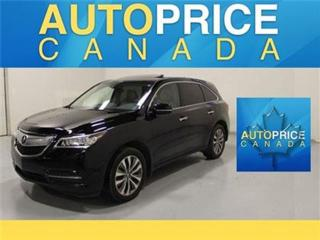 Used 2014 Acura MDX Navigation 7PASS MOONROOF REAR CAM for sale in Mississauga, ON