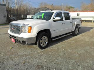 Used 2011 GMC Sierra 1500 SLE 4x4 for sale in Beaverton, ON