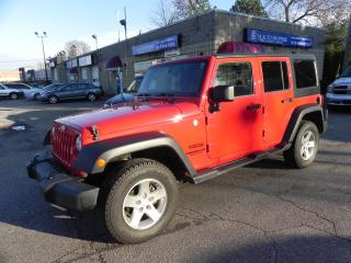 Used 2014 Jeep Wrangler SPORT*AUTOMATIC*2 TOPS for sale in Windsor, ON