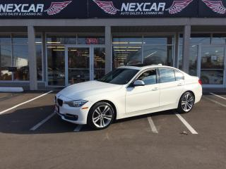Used 2014 BMW 320i 320I AUT0 SPORT PACKAGE LEATHER SUNROOF 130K for sale in North York, ON