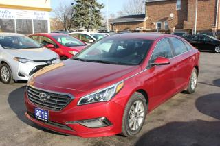 Used 2016 Hyundai Sonata GL Bluetooth Backup Cam for sale in Brampton, ON