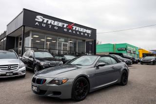 Used 2007 BMW M6 NEARLY NEW RIM & TIRES | Leather | Carbon Fiber for sale in Markham, ON