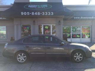 Used 2005 Nissan Altima 2.5 SL for sale in Mississauga, ON