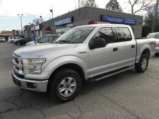 Used 2016 Ford F-150 XLT* 5.0 L * SUPERCREW for sale in Windsor, ON