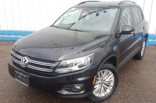 Used 2016 Volkswagen Tiguan Special Edition 4MOTION for sale in Kitchener, ON