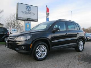 Used 2016 Volkswagen Tiguan SE | 4MOTION for sale in Cambridge, ON