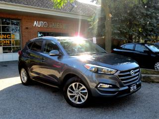 Used 2016 Hyundai Tucson Premium ONE OWNER LOW KM CERTIFIED for sale in Concord, ON