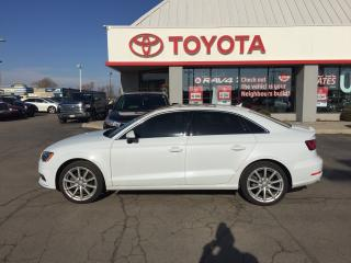 Used 2016 Audi A3 1.8T Progressiv for sale in Cambridge, ON
