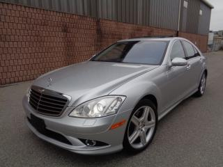 Used 2009 Mercedes-Benz S-Class 4MATIC - AMG PKG - NAVI - CAMERA - 1 OWNER for sale in Etobicoke, ON