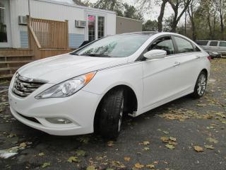 Used 2012 Hyundai Sonata LIMITED-2.0L TURBO-LOADED NO ACCIDENTS for sale in Scarborough, ON