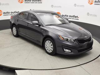 Used 2015 Kia Optima LX 4dr Sedan for sale in Red Deer, AB
