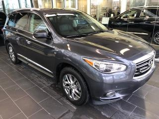 Used 2014 Infiniti QX60 Drivers Assistance for sale in Edmonton, AB